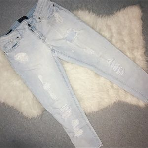 Lucky Brand Sienna Cigarette BF Jeans, Size 6/28